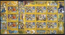 Yugoslavia,Europa CEPT 1997.,mini Sheets,MNH - 1992-2003 Federal Republic Of Yugoslavia