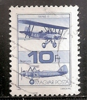 HONGRIE POSTE AERIENNE    N°   462  OBLITERE - Poste Aérienne