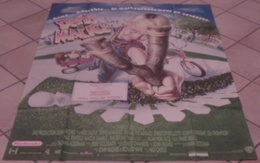 AFFICHE CINEMA ORIGINALE FILM DENIS LA MALICE CASTLE GAMBLE MATTHAU 1993 TBE Clip Michael JACKSON - Affiches & Posters