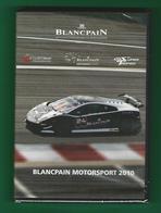 GRAND HORLOGER SUISSE BLANCPAIN LAMBORGHINI  SUPER TROFEO MOTORSPORT 2010 DVD NEUF QUALITÉ LUXE SOUS BLISTER - Montres Haut De Gamme