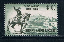 Mexico C260 MNH General Ignacio Zaragoza (M0189) - Mexico