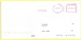 ITALIA - ITALY - ITALIE - 2002 - 00,41€ EMA, Red Cancel - Comitato Regionale Per Le Onoranze Ai Caduti Di Marzabotto - V - Affrancature Meccaniche Rosse (EMA)