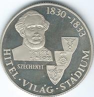 Hungary - 100 Forint - Count István Széchenyi - 1983 - KM633 - Hongrie