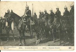 GUERRE 1914 / CAVALERIE ROUMAINE - Guerre 1914-18