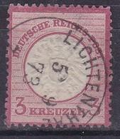 Allemagne, Empire - Yvert N° 22 Oblitéré - Deutschland