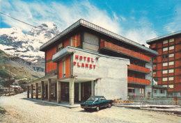Cervinia Breuil (Italie) - Hotel Planet - Aosta