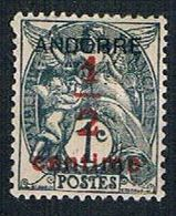 French Andorra P1 Used Newspaper Stamp Overprint CV 1.25 (BP8233) - Stamps