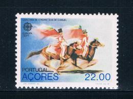 Azores 322 MNH St Peters Cavalcade CV 1.00 (A0215)+ - Azores