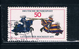 Germany 1167 Used Jousting (GI0152P7)+ - [7] Federal Republic