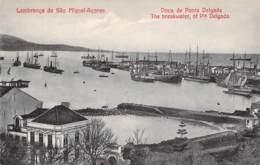 Lembranca De Sao Miguel-Acores Doca De Ponta Delgada - Açores