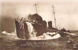 Hochsee Torpedoboot G 174 Im Sturm - Warships