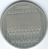 Hungary - 100 Forint - FAO - 1983 - KM631 - Hongrie