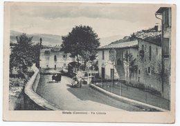 Strada In Casentino - Comune Di Castel San Niccolò (Arezzo) - Via Littoria - Arezzo