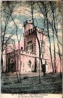 VERVIERS - Tour Hanlet Dénommée La Tourelle Au Parc Communal - Oblitération De 1928 - Verviers
