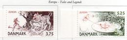 PIA - DANIMARCA  - 1997 : Europa - Storie E Leggende  - (Yv  1161-62) - Danimarca