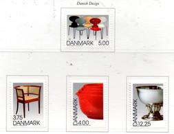 PIA - DANIMARCA -1997 : Design Danese -  (Yv   1169-72) - Danemark