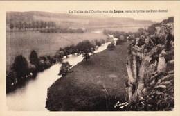 La Vallée De L'Ourthe Vue De LOGNE, Vers La Ferme De Petit-Bomal - Ferrières