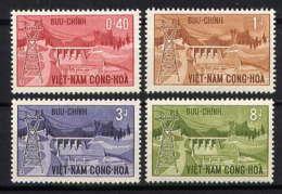 VNS - 230/233** - AMENAGEMENT HYDROELECTRIQUE DU DANHIM - Viêt-Nam