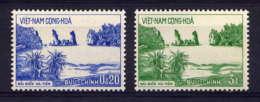 VNS - 245/246** - PLAGE DE HATIEN - Viêt-Nam
