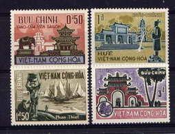 VNS - 250/253** - PAYSAGES - Viêt-Nam