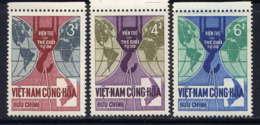 VNS - 281/283** - AIDE AU MONDE LIBRE - Viêt-Nam