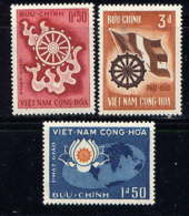 VNS - 256/258** - BOUDDHISME - Viêt-Nam