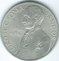 Hungary - 100 Forint - Sándor Körösi Csoma - 1984 - KM638 - Hongrie