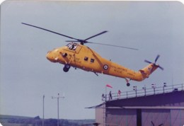 AL98 Aviation Photograph - RAF Rescue Helicopter - Aviation