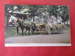 New York >  A Hay Ride In The Catskills   Ref 3165 - Catskills