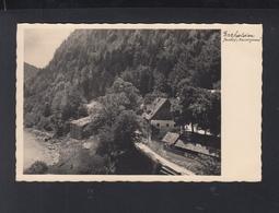 Österreich AK Erzhalden Gasthof Kaisergemse 1937 - Österreich