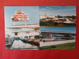 Duffy's Collectible Car Connection  Classic Auto's Cedar Rapids Iowa    Ref 3165 - Postcards