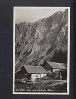 Österreich AK Lechner Hütte Untere Dullwitz - Österreich