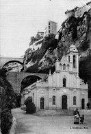 Monaco - La Condamine, église Et Ravin De Sainte Dévote - La Condamine