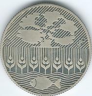 Hungary - 100 Forint - 40th Anniversary Of FAO - 1985 - KM654 - Hongrie