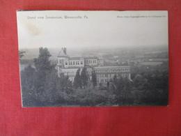 Rotograph Grand View Sanatorium Wernersville  Pennsylvania   Ref 3165 - Other