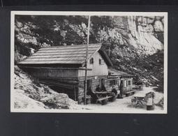 Österreich AK Dachstein Tiergartenhütte - Österreich
