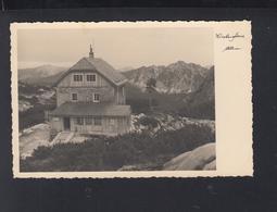 Österreich AK Dachstein Wiesberghaus - Österreich