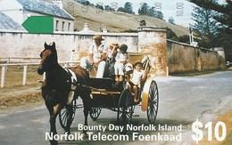 Norfolk Island - Bounty Day - Norfolkinsel