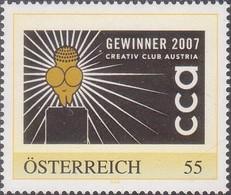 Venus-Gewinner 2007 Creativ Club Austria, Pers.BM, Bogennummer 8015582** - Österreich