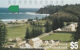 Norfolk Island - Kingston, Norfolk Island (SCC) - Norfolk Island