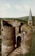 LA ROCHE-en-ARDENNE - L'Entrée Du Château Fort - Edit. Photo Lander - Eupen - La-Roche-en-Ardenne