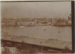 430. Finland  Russia Helsinki Harbour Port Original Photo Knackstedt & Näther Hamburg - Finland