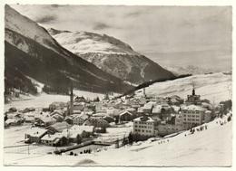 ZUOZ Im Winter Gegen Piz Della Margna - GR Grisons