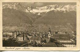 006057  Innsbruck Gegen Norden  1937 - Innsbruck