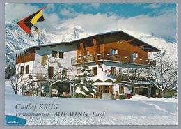 AT.- MIEMLING, TIROL. Gasthof KRUG. Frohnhausen. Fam. RIML. - Hotel's & Restaurants