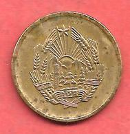 5 Bani , ROUMANIE  , Cupro-Nickel-Zinc , 1957 , N° KM # 83.2 - Roumanie