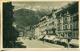 006059  Innsbruck - Maria Theresienstrasse  1924 - Innsbruck