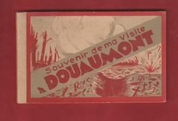 Carnet De 15 Vues De Douaumont - 1914-18