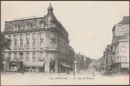 La Rue De Noyon, Amiens, C.1910 - Jeangette CPA - Amiens