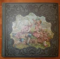 Bel Album Ancien Avec + De 400 Cartes Toutes Scannées - 100 - 499 Postcards